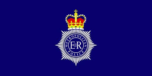The Metropolitan Police Badge
