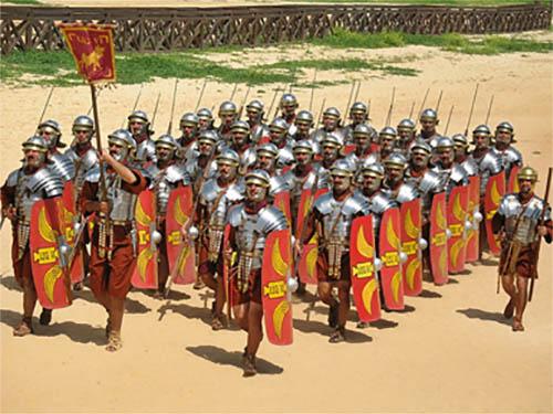 A Roman army