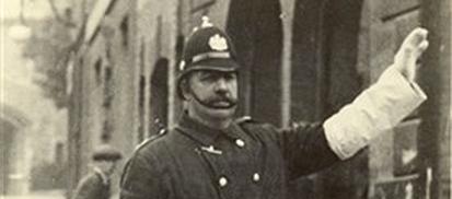 Wartime (1939) Police Officer