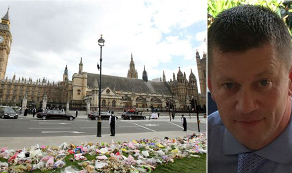 PC Keith Palmer and Parliament